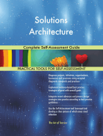 Solutions Architecture Complete Self-Assessment Guide