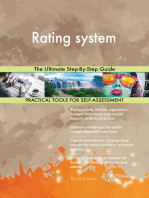 Rating system The Ultimate Step-By-Step Guide