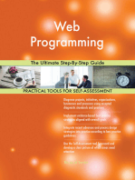Web Programming The Ultimate Step-By-Step Guide
