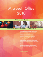 Microsoft Office 2010 A Complete Guide