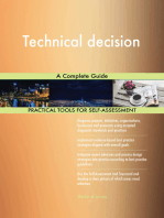 Technical decision A Complete Guide