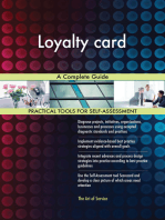 Loyalty card A Complete Guide