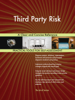 Third Party Risk A Clear and Concise Reference