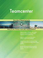 Teamcenter Standard Requirements