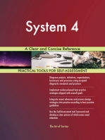 System 4 A Clear and Concise Reference
