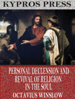 Personal Declension and Revival of Religion in the Soul