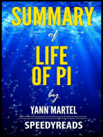Summary of Life of Pi
