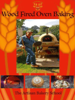 Wood Fired Oven Baking