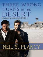 Three Wrong Turns in the Desert