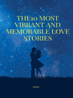 The 10 Most Vibrant And Memorable Love Stories