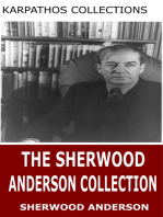 The Sherwood Anderson Collection