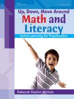 Up, Down, Move Around -- Math and Literacy