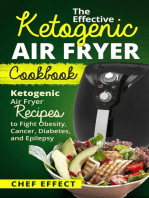 The Effective Ketogenic Air Fryer Cookbook