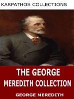 The George Meredith Collection