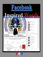 Facebook Inspired Words