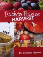Back to Basics Harvest