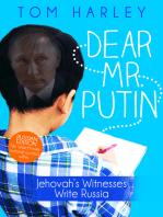 Dear Mr. Putin