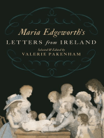 Maria Edgeworth's Letters from Ireland