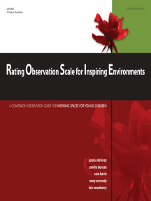 Rating Observation Scale for Inspiring Environments