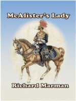 McALISTER'S LADY - The Prequel to the McAlister Line