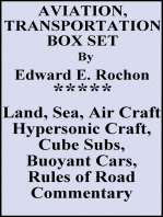 Aviation, Transportation Box Set