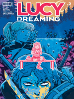Lucy Dreaming #2
