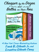Cheaper by the Dozen and Belles on Their Toes