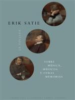 Sobre música, músicos y otras memorias
