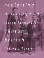 Replotting Marriage in Nineteenth-Century British Literature