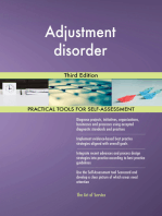 Adjustment disorder Third Edition