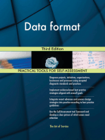Data format Third Edition
