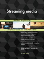 Streaming media Standard Requirements