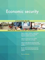 Economic security A Complete Guide