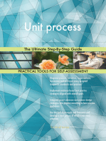 Unit process The Ultimate Step-By-Step Guide