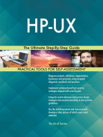 HP-UX The Ultimate Step-By-Step Guide
