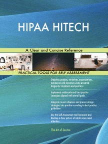 HIPAA HITECH A Clear and Concise Reference