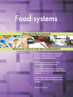 Food systems Standard Requirements