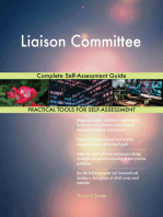 Liaison Committee Complete Self-Assessment Guide