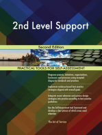 2nd Level Support Second Edition