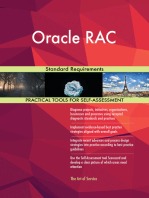 Oracle RAC Standard Requirements