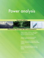Power analysis Second Edition
