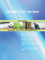 Leadership review Third Edition