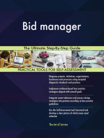 Bid manager The Ultimate Step-By-Step Guide