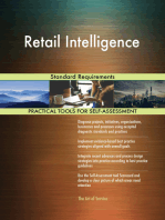 Retail Intelligence Standard Requirements