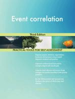 Event correlation Third Edition