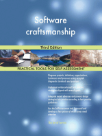 Software craftsmanship Third Edition