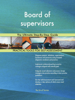 Board of supervisors The Ultimate Step-By-Step Guide