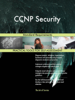 CCNP Security Standard Requirements