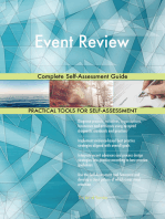 Event Review Complete Self-Assessment Guide