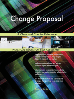 Change Proposal A Clear and Concise Reference